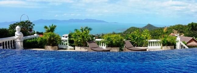 Baan Kao, 2 Bedr. Sea View Apartment/Private Pool