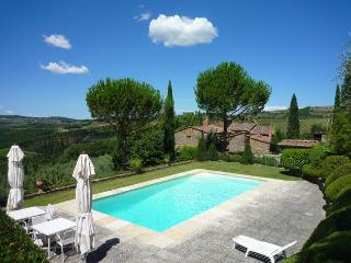COSOLI CHARMING HISTORICAL VILLA IN CHIANTI