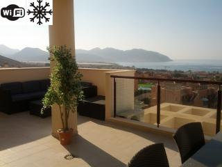 Panoromic Seaview apartment, Mojon Hills, Isla Plana