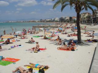 Playa de Palma house x 6 people