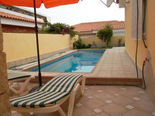 Villa with heated swimming pool Callao Salvaje