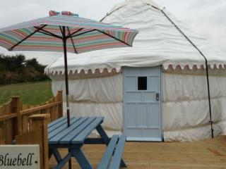 Bluebell Yurt, Goonhavern