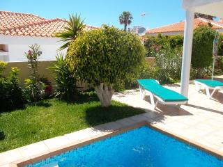 Villa with heated swimming pool Callao Salvaje