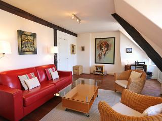 A delightful Blvd. St. Germain apartment with AC near Notre Dame, Paris