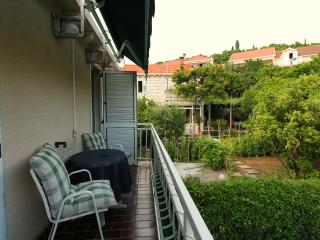 Balcony apartment in Guesthouse Pension Pavlovic