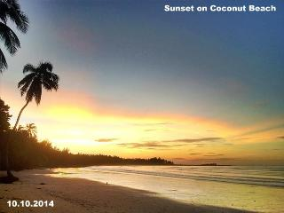 Looking for perfect Kodak moments on a tropical beach? Then chose Coconut Homes in Khao Lak!