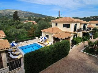 One bedroom villas with private pool in Zante, Zakynthos
