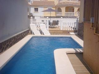 Lux 3 bed 3 bath villa sleeps 6, Camposol, Mazarron, Murcia, C.Solar.