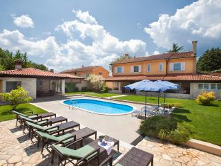 Villa Aurora for 12 in Istra, Kapelica