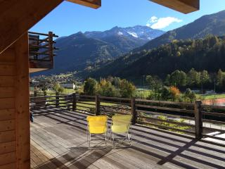 Swiss chalet apt near Verbier lift, Le Chable