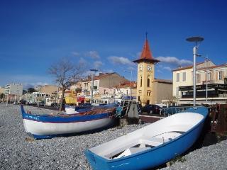 LE GALION Pieds dans l'eau,accès plage direct, Cagnes-sur-Mer