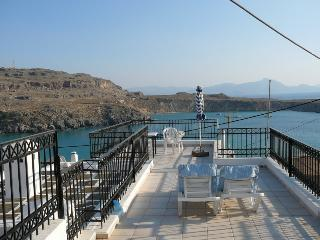 Lindos Seaview Studio