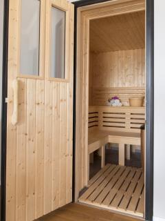 sauna pour 4 à 5 personnes