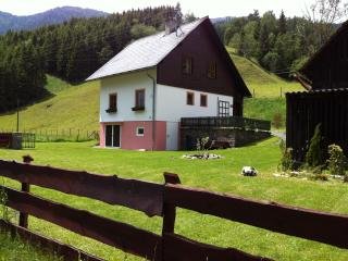 Traditional Austrian farmhouse, Stadl an der Mur