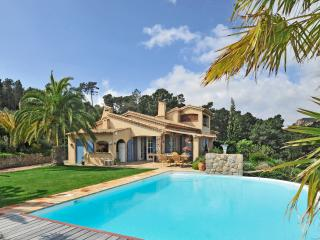 Very luxurious villa with private pool and see view, Théoule-sur-Mer