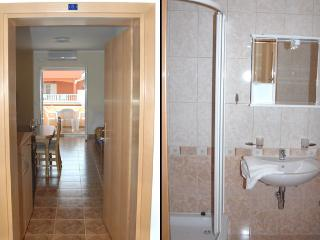 Besty A8 - modern apartment for 2  with parking, air condition and 20 meters, Novalja