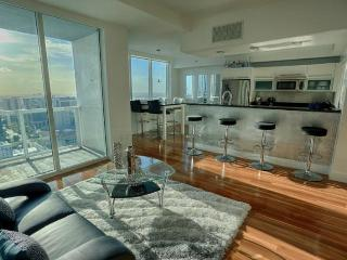 Miami downtown Luxury Condo 27 Floor  Great Views