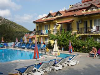 Bayrams Place hotel apartment, Hisaronu