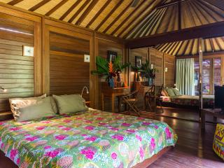 bungalow au coeur du Bali authentique