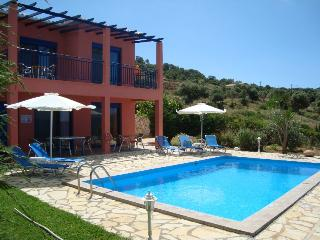 Villas Complex in Lefkas