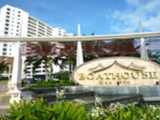 The Boathouse Resort Condominium, Cha-am