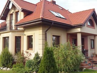 Home for 16 person Nowa Wies (Serock) Masovia