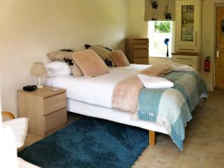 Individually furnished, each studio is dual-aspect with stable doors opening onto a private patio