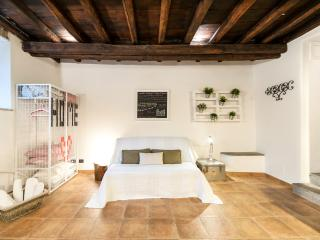 Studio flat in trastevere, Rome