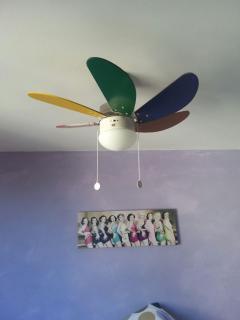 Fan (bedroom)
