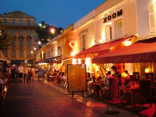 French culture, food and drink on your door step, but without the noise!
