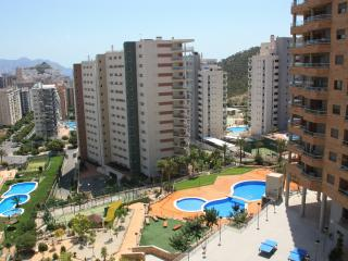 Amazing flat in Spain in Benidorm, Villajoyosa