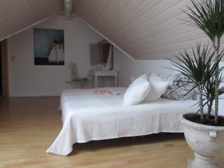 das Zimmer zur Muse zum Relaxen...lesen... oder 2. Schlafzimmer