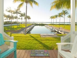 Waterfront luxury Villa (43) with spectacular sunset views located in the heart of the Florida Keys, Marathon