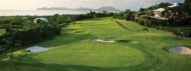 The beautiful Four Seasons Golf course. Another way to spend a day.