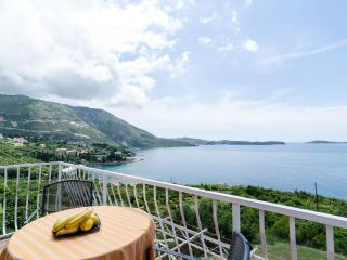 Apartments Sandito  -Standard One Bedroom Apartment with Balcony and Sea View, Mlini