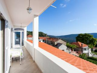 Villa Mateo - Three-Bedroom Apartment with Terrace and Private Pool, Dubravka