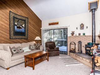 Spacious condo ski-in/ski-out at Navajo & pet-friendly!, Brian Head