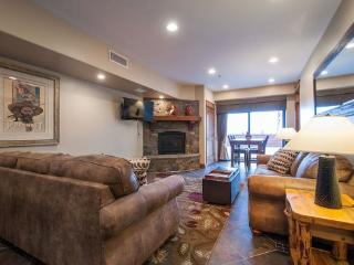 Lodge 140 is a truly unique Ski-in/out Luxury Condo at Park City Mountain Resort