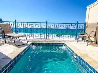 AQUA-BEACH FRONT W/ PRIVATE POOL,LUXURY $200.00 OFF THRU JUNE 1!!, Miramar Beach