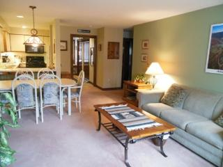 Sunrise Village West Glade L5 - Two bedroom ski in/ski out condo with access to Health Club, Sherburne