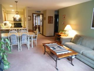 Sunrise Village West Glade L5 - Two bedroom ski in/ski out condo with access to Health Club, Killington