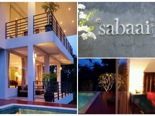 house with private pool, sea views, sunrise, silence, nature surroundings, Sao Hai