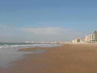 Beachfront in Cadiz