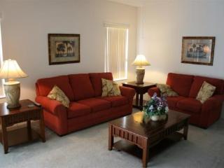 4 Bed 3 Bath Crescent Lakes Villa With South Facing Pool. 5344CVL, Orlando
