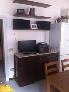 angolo TV e stereo