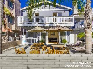 South Mission Beach House - Vacation Rental near Mission Bay, San Diego