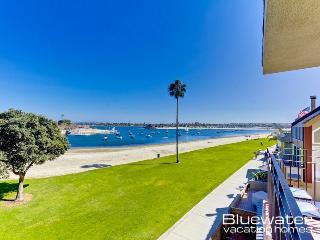 Bay Front View - Mission Beach, San Diego Vacation Rental