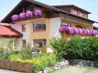 Haus Breyer bei Füssen im Allgäu/Bayern, Hopferau