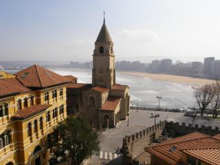 Penthouse Just In Front Of The Cantabric Sea, Gijón