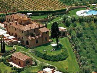 Peace and Relax in Chianti up to 12 people